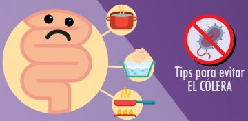 Tips para prevenir el cólera.