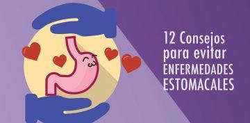 12 consejos para evitar enfermedades estomacales
